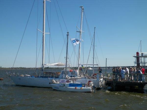 Николаевец отправился в кругосветное плавание на пятиметровой яхте, фото-1