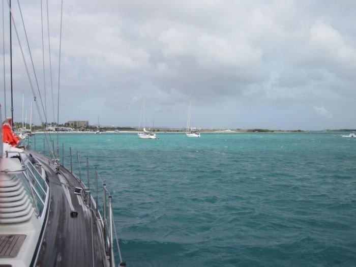 Мариупольские яхтсмены затерялись в Бермудском треугольнике, фото-8