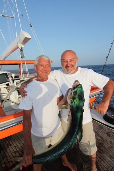 Мариупольские яхтсмены затерялись в Бермудском треугольнике, фото-11