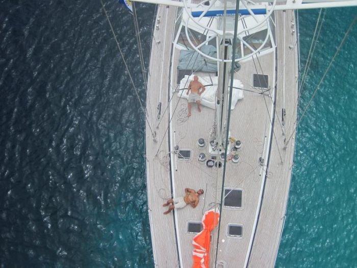Мариупольские яхтсмены затерялись в Бермудском треугольнике, фото-7