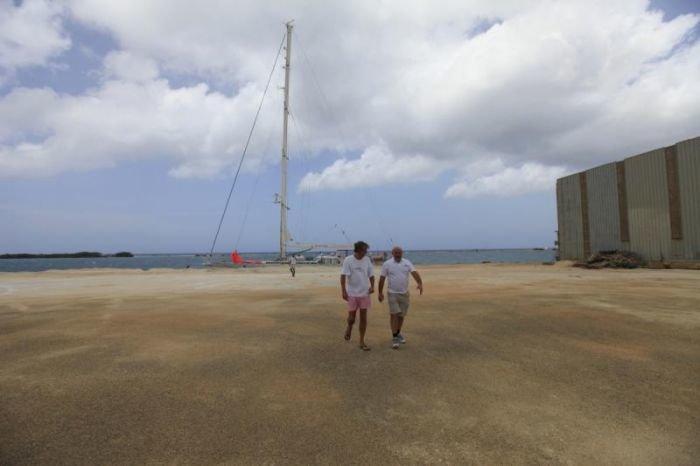 Мариупольские яхтсмены затерялись в Бермудском треугольнике, фото-6