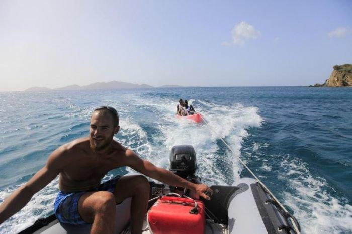 Мариупольские яхтсмены затерялись в Бермудском треугольнике, фото-3