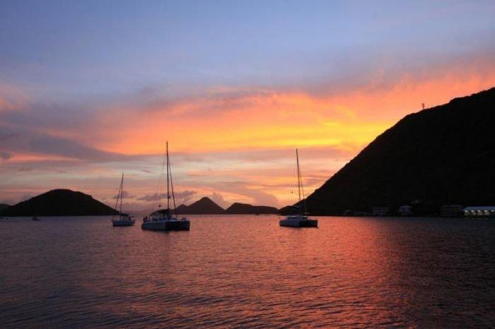 Мариупольские яхтсмены затерялись в Бермудском треугольнике, фото-2