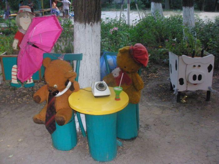 В мариупольском дворе ожила сказка (ФОТО), фото-4