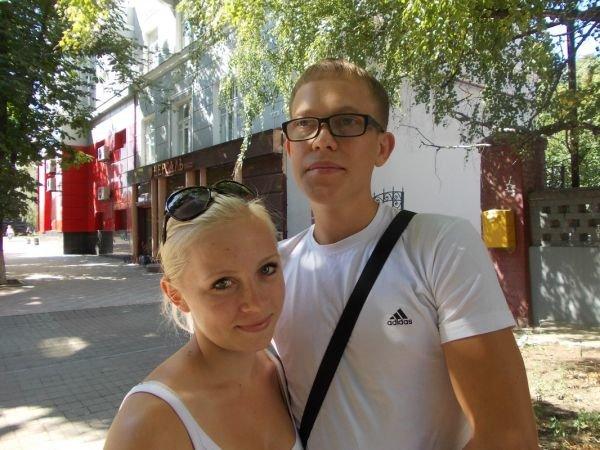 Вадим и Света