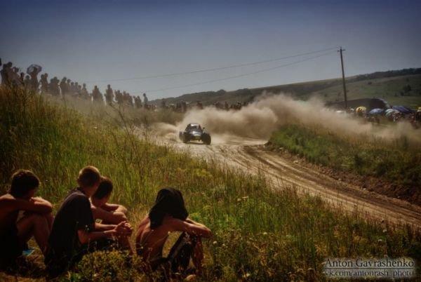 На выходных Артемовск принимает Чемпионат Украины по автокроссу, фото-1