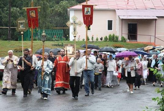 Верующие Липецкой области приняли участие в крестном ходе (ФОТО, ВИДЕО), фото-1