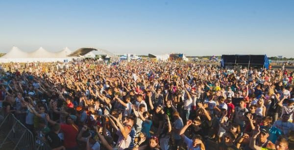 На аэродроме Чайка прошел британский фестиваль Global Gathering (ФОТО), фото-6