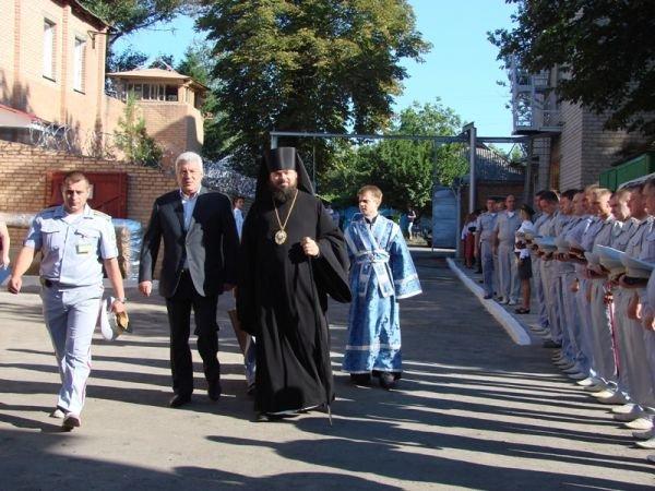 Мэр Артемовска Алексей Рева назвал открытие храма в СИЗО знаковым событием для города, фото-2