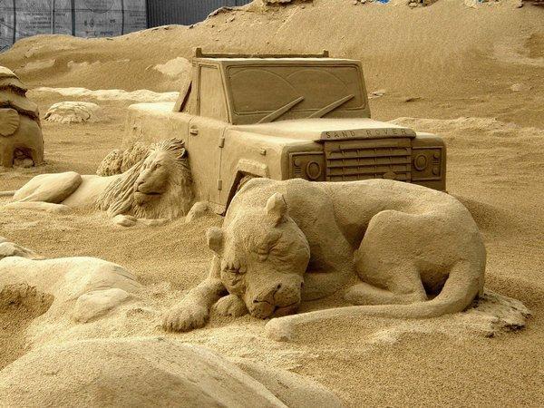 Мариупольцы посоревнуются в умении строить замки из песка (ФОТО), фото-2