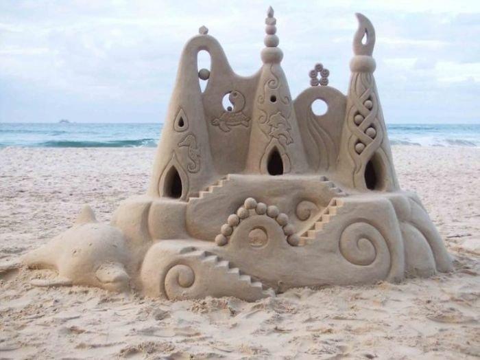Мариупольцы посоревнуются в умении строить замки из песка (ФОТО), фото-3