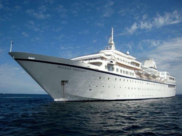 Одессу сегодня посетят два экспедиционных лайнера (Фото), фото-1