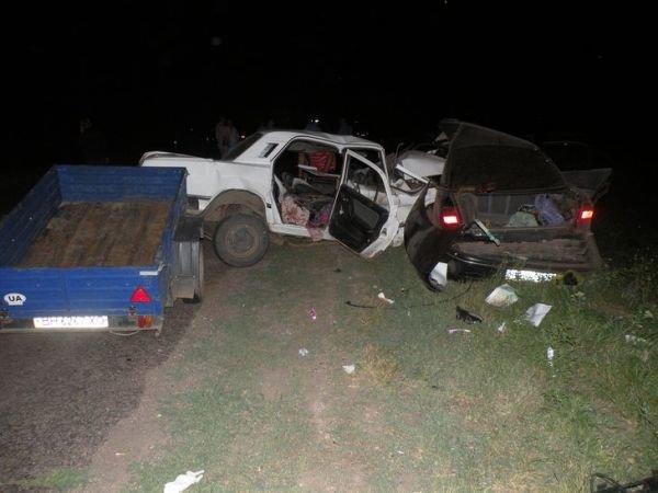 На Николаевщине снова страшное ДТП: погибли 3 человека, 5 госпитализированы (ФОТО), фото-4