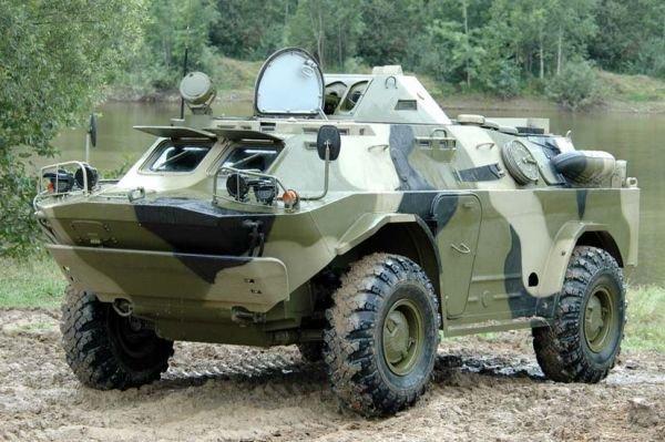 Николаевский бронетанковый завод торгует БТР-80 и БРДМ, фото-1