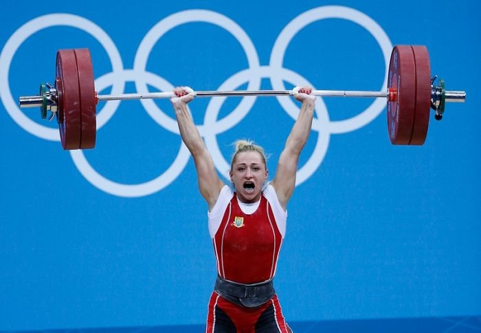 Юлия Калина: «Бороться надо не с соперником, а со штангой» (ФОТО), фото-4