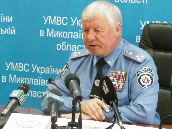 Парсенюк сообщил, что николаевская милиция реагирует на все, фото-1