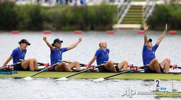Олимпийское золото Днепропетровщины: как это было (ФОТО, ВИДЕО), фото-1