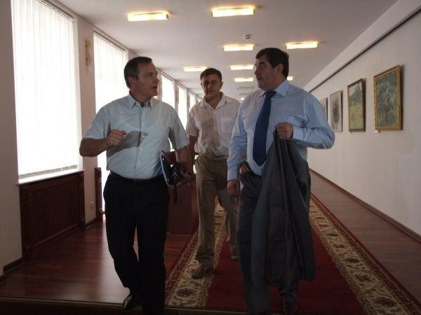 Колесо и Бобков