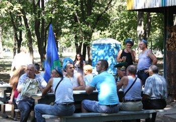В Кривом Роге десантники отметили День ВДВ (ФОТО), фото-2