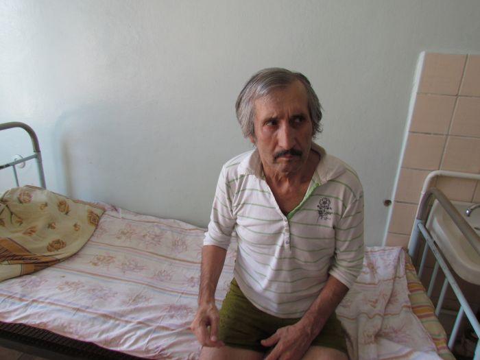 В Мариуполе мужчина по имени Славик четвертый месяц не может вспомнить, кто он (ФОТО), фото-1