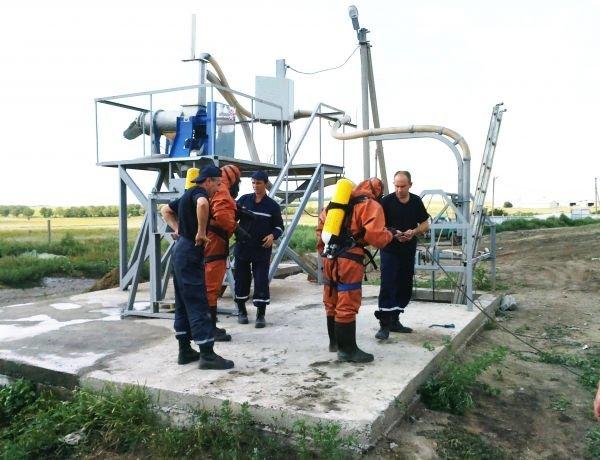 В Запорожской области в компостной яме погибло 4 человека (ДОПОЛНЕНО, ФОТО), фото-1