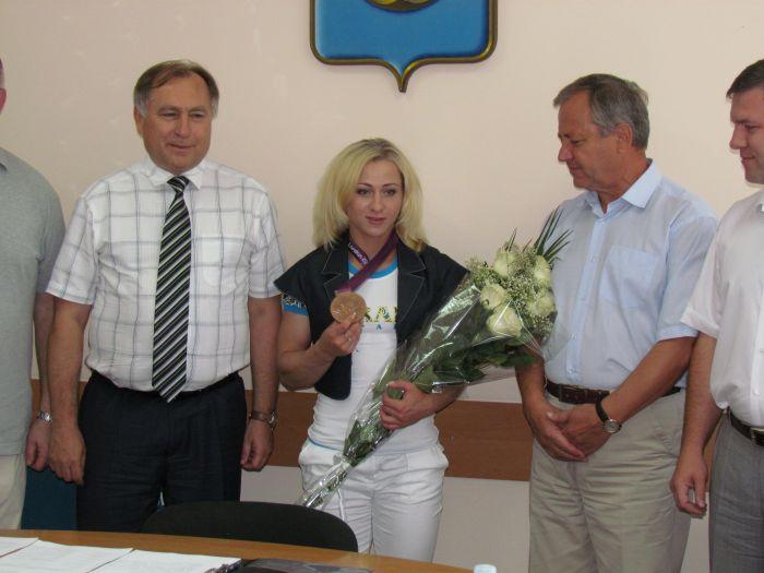 Олимпийской призерке из Мариуполя Юлии Калине подарят квартиру (ФОТО), фото-5