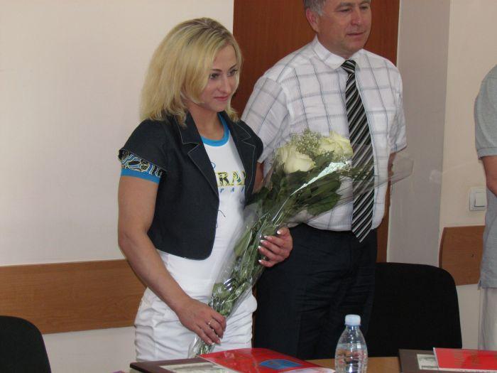 Олимпийской призерке из Мариуполя Юлии Калине подарят квартиру (ФОТО), фото-4