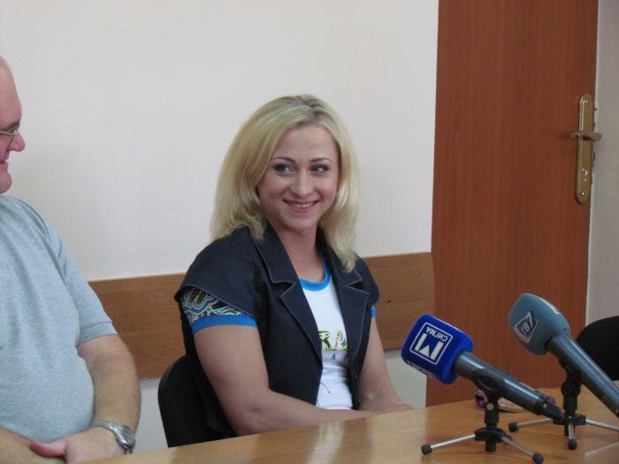 Олимпийской призерке из Мариуполя Юлии Калине подарят квартиру (ФОТО), фото-1