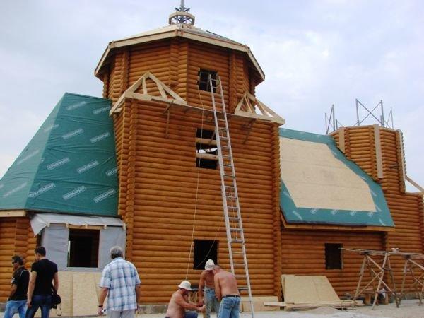 В сентябре в Артемовске освятят новый православный храм. Так он выглядит сейчас (ФОТО), фото-8