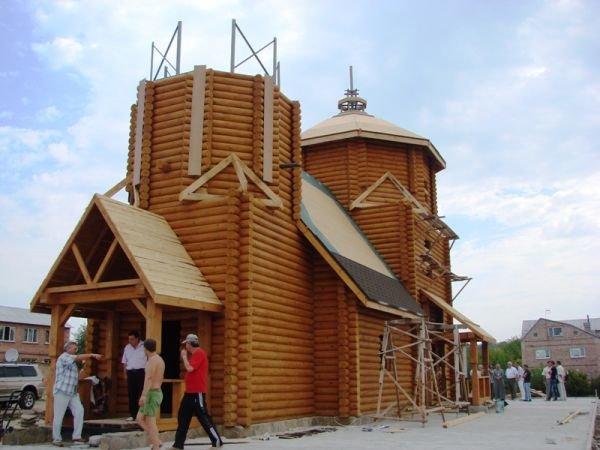 В сентябре в Артемовске освятят новый православный храм. Так он выглядит сейчас (ФОТО), фото-1