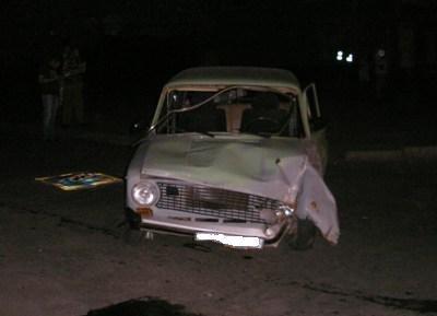 В Кривом Роге автомобиль травмировал четырех человек. Среди них полугодовалый малыш (ФОТО), фото-1