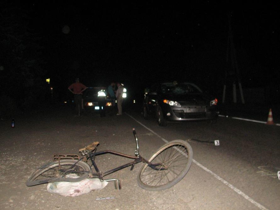 Днепропетровский велосипедист пострадал из-за немки (ФОТО), фото-3