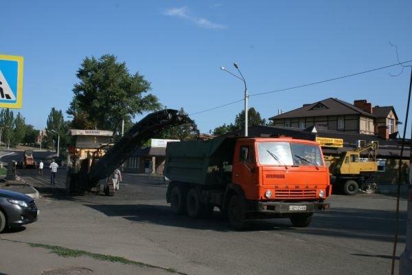 Въезд в Кривой Рог: на ул. Куприна вернулись дорожники (ФОТО), фото-1