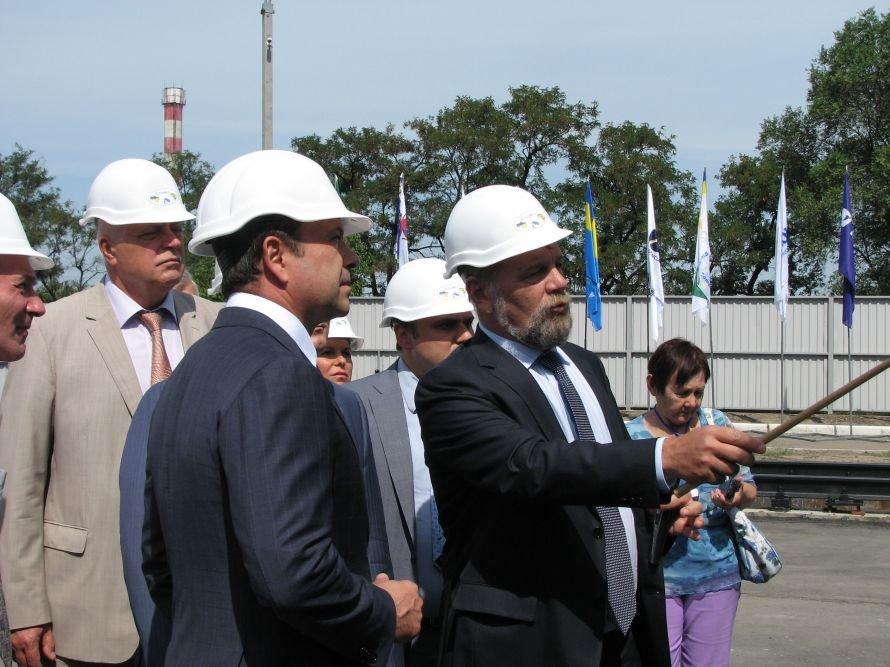 В Днепропетровске Сергей Тигипко объявил о космической независимости Украины и Бразилии (ФОТО), фото-3