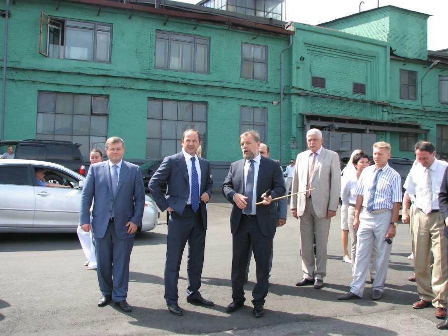 В Днепропетровске Сергей Тигипко объявил о космической независимости Украины и Бразилии (ФОТО), фото-2