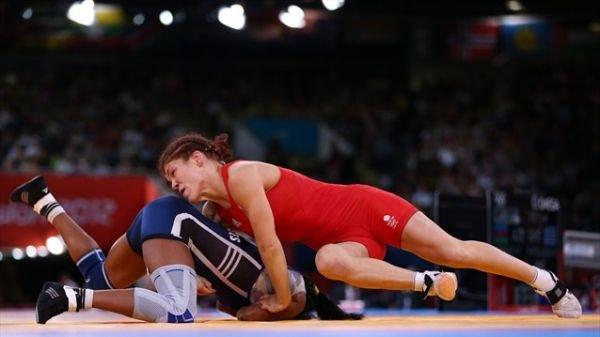 Спортсменка из Запорожья защищала честь Великобритании на олимпийском борцовском ковре (ФОТО), фото-1