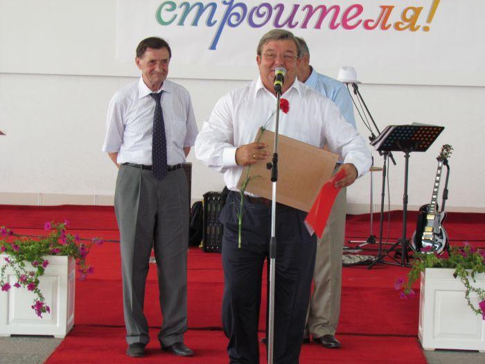 В Мариуполе отметили День строителя. Мэр города признался, что и сам мечтал строить (ФОТО), фото-4