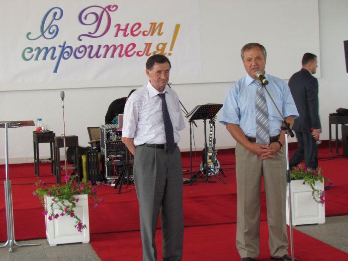 В Мариуполе отметили День строителя. Мэр города признался, что и сам мечтал строить (ФОТО), фото-5