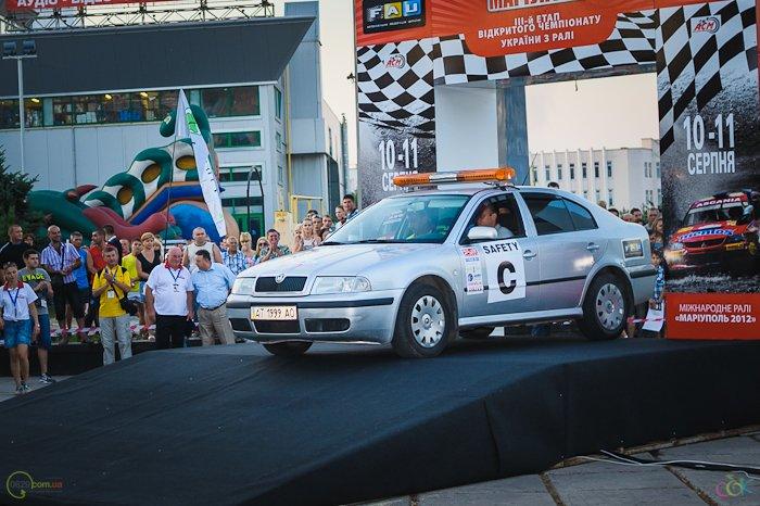 Международное ралли въехало в Мариуполь (Новые фото), фото-18