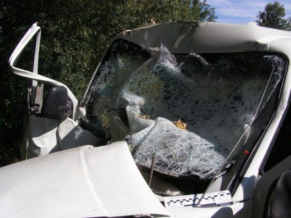 Рятувальники визволили чоловіка із понівеченого авто, фото-1