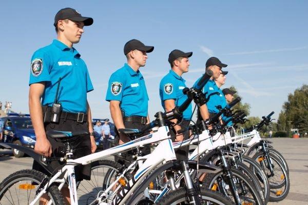 На Днепропетровщине велосипедная милиция сменила конную (ФОТО), фото-3