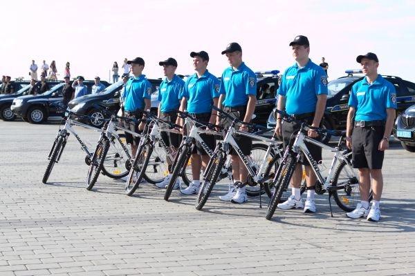 На Днепропетровщине велосипедная милиция сменила конную (ФОТО), фото-2