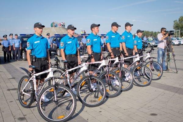 На Днепропетровщине велосипедная милиция сменила конную (ФОТО), фото-5