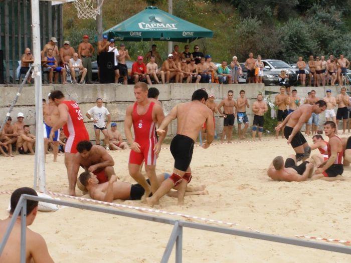В Мариуполе богатыри съедутся на соревнования по регболу (ФОТО), фото-1