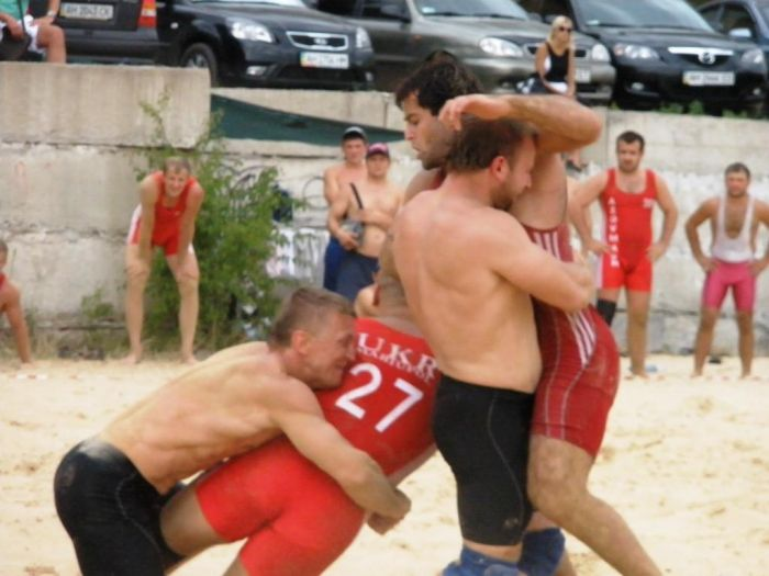 В Мариуполе богатыри съедутся на соревнования по регболу (ФОТО), фото-2