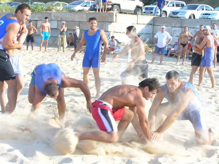 В Мариуполе богатыри съедутся на соревнования по регболу (ФОТО), фото-4