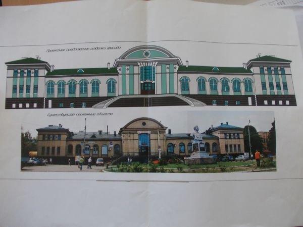 Железнодорожный вокзал в Артемовске полностью преобразится (фото), фото-6