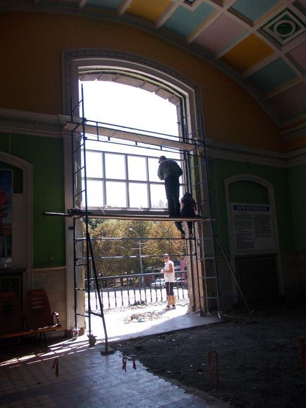 Железнодорожный вокзал в Артемовске полностью преобразится (фото), фото-2