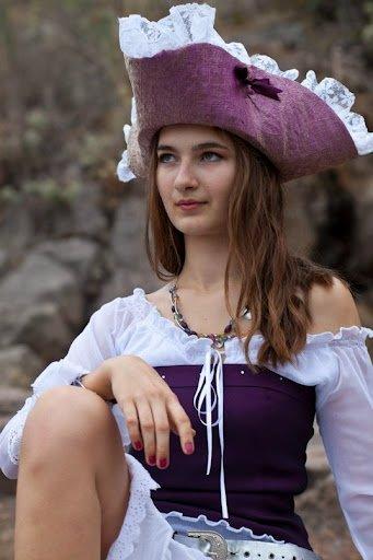 ФОТОРЕПОРТАЖ: На пляж Запорожья высадился пиратский десант, фото-5