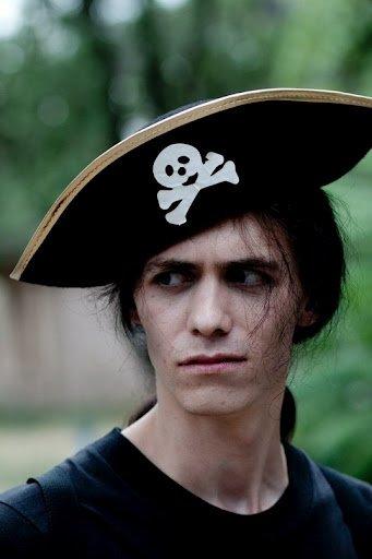 ФОТОРЕПОРТАЖ: На пляж Запорожья высадился пиратский десант, фото-1